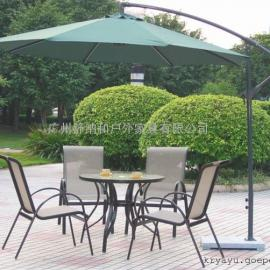 广州香蕉伞价格/配大理石底座的太阳伞
