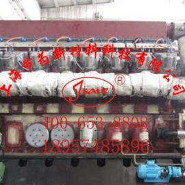 发电机组隔热套,农用机械排气管隔热套,
