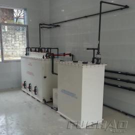 5000吨日供水量电解法二氧化氯发生器消毒机