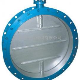 DZW-1型 大口径电动调节防爆型烟道专用高温通风蝶阀