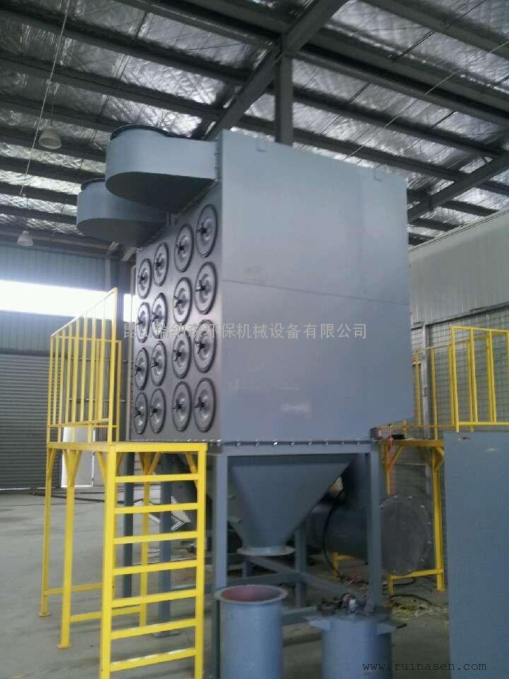 RS-L系列脉冲滤筒式集尘机