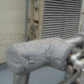 蒸汽过滤器保温套高温过滤器保温衣过滤器保温衣