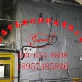 高温设备保温套设备保温衣设备保温被柔性可拆卸式保温衣