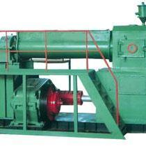 煤矸石真空砖机  粉煤灰制砖机  双级真空挤砖机