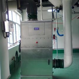 单机移动式除尘 单机布袋除尘器 高效单机移动除尘器