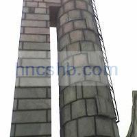 麻石除尘器(塔)锅炉窑炉麻石水膜脱硫除尘器设备厂家
