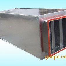 管道消声器 通风消音器 工业噪音消音