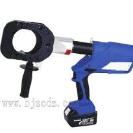 手动型充电式电式液压电缆切刀