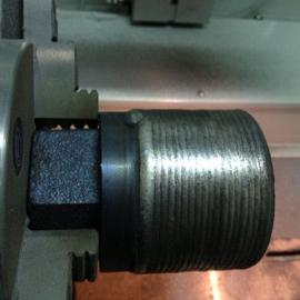 等离子堆焊修复热连轧机辊道辊筒