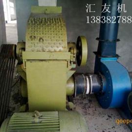 河北省迁安市环保牛皮粉碎机实现了资源的有效利用