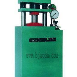 电动式液压制样机 液压制样机