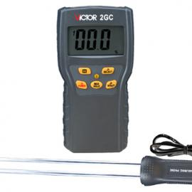 胜利水份测试仪VICTOR2GB