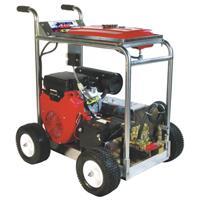 管道疏通高压清洗机 意大利进口汽油驱动大压力清洗机