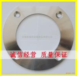 宝雷铬供应锻造双相不锈钢2205平焊法兰不锈钢锻件法兰片