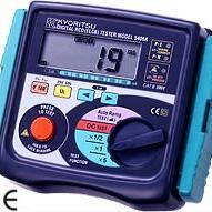 共立漏电开关测试仪5406A