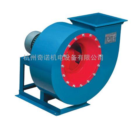 4-72-6A型4kw工业除尘管道换气离心风机