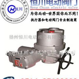 QB90部分回转隔爆型执行器,角行程电动执行机构