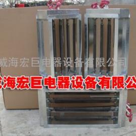 新风系统辅助电加热器
