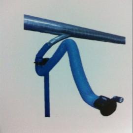 壁挂式柔性吸气臂 万向臂 360度任意调节万向臂