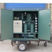 TR/通瑞牌ZJA30T双级高效真空滤油机(拖车式滤油机)