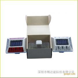 广东供应 太阳能铸铝道钉 led太阳能道钉