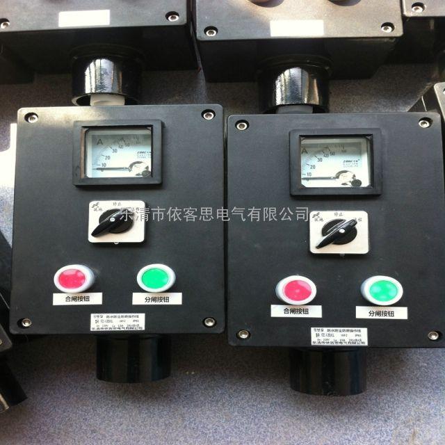 FZC-S-A2D2L防水防尘防腐操作柱 立柱式防水操作柱