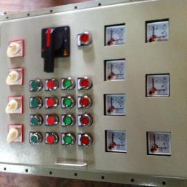 南阳防爆证书专业制造非标防爆控制箱不锈钢防爆控制箱防爆电控箱