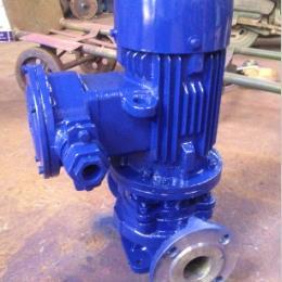 YG型防爆管道式不锈钢离心油泵