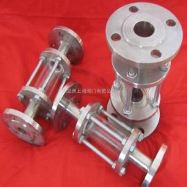 不锈钢管道(玻璃管)视盅(HGS07)
