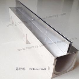 缝隙式线性排水沟成品不锈钢缝隙式线性排水沟生产厂家