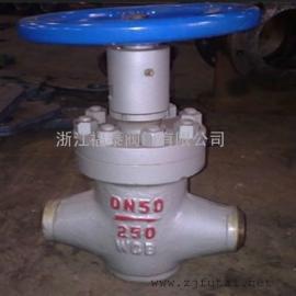 DTF66Y平衡式高压差调节阀