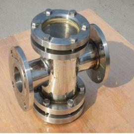 不锈钢直通视镜(HGS07)