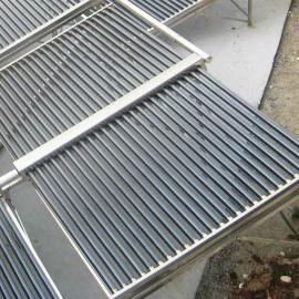 浩通58*1800mm太阳能真空管热水器工程