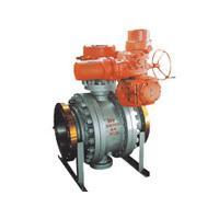 电动球阀  Q947固定式电动球阀 上海高压阀门