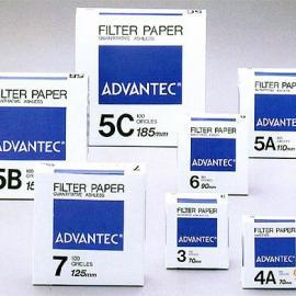 Advantec定量滤纸NO.5C