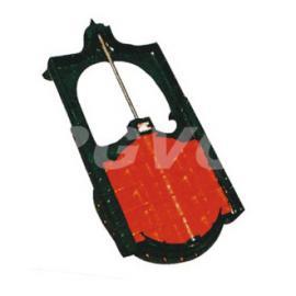 ZSFY型法兰式双向铸铁镶铜圆闸门