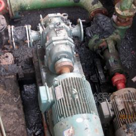 供应自吸污水泵 浓稠泥浆泵 螺旋式无堵塞排污泵