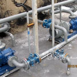 力华泵业凸轮转子泵扬程-原理-转速-压力