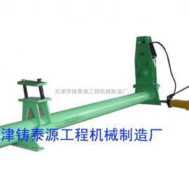 工程机械螺母拆装机