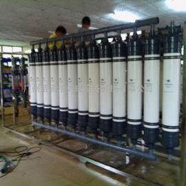 洁涵水处理设备―50T/H大型超滤设备