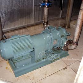 力华高粘度食品输送泵-自吸式无堵塞排污泵
