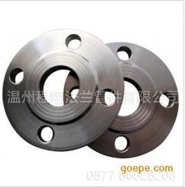 厂家直销锻打 不锈钢304  316L平焊法兰 对焊法兰