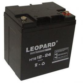 美洲豹LEOPARD免维护蓄电池HTS12-24