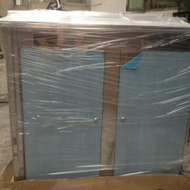 广州4龙头冰热不锈钢直饮水机