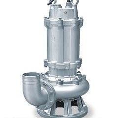 不锈钢潜污泵潜水泵304 316