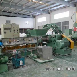 CPE电缆料造粒机  生产厂家