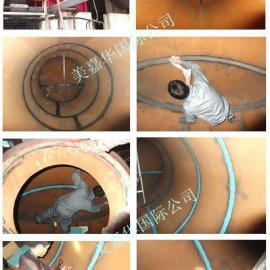 热电厂硫酸罐焊缝保护材料