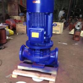 ISG(IRG)型立式管道离心泵 单级单吸空调泵