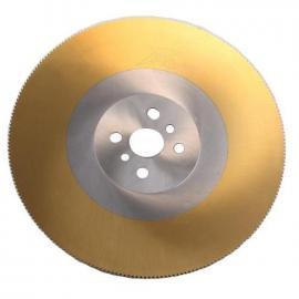 切紫铜棒不粘齿275x2x32高速钢圆锯片