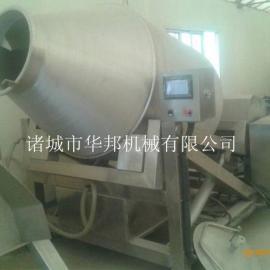 HB-2500L华邦牌自动倾斜式液压变频真空滚揉机